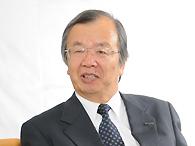 河田惠昭学部長